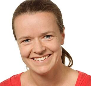 FORSKER PÅ FORSKJELLER I MODENHET: Forsker Marte Strøm har jobbet med en studie som har sett på om det er ekstra ulempe for gutter å være yngst i klassen. Foto: Privat