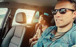 Har du «deltidsjobb» som privatsjåfør for barna dine?