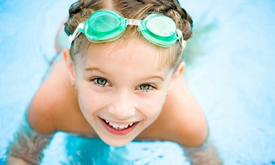 DRUKNING BARN: Svømmeferdigheter er noe av det viktigste du kan lære barnet ditt. Foto: NTB scanpix