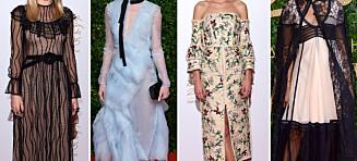British Fashion Awards: Her er antrekkene
