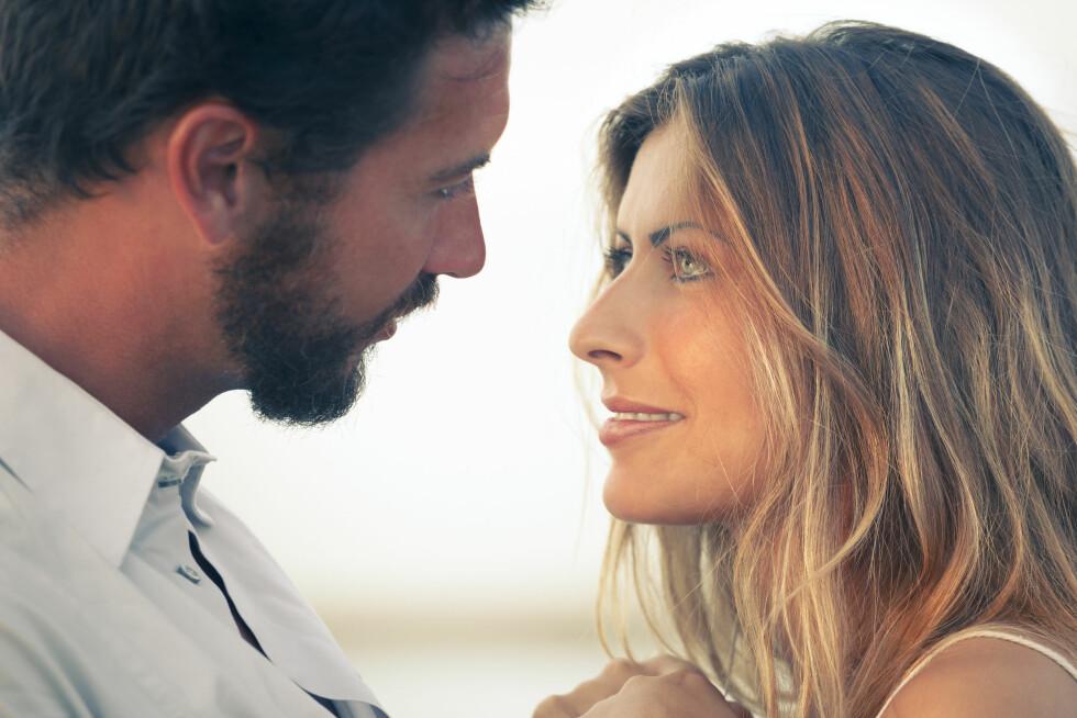 ALDERSFORSKJELL: Det er langt vanligere i dag at voksne kvinner finner seg yngre menn, sier psykolog og parterapeut Eva Tryti. Foto: Shutterstock / alessandro guerriero