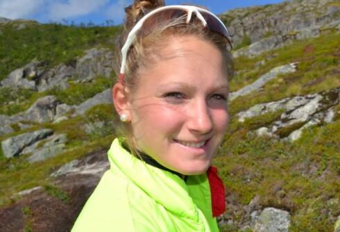 TIPSER OM TRENINGSMAT: Christine Sundgot-Borgen har master i fysisk aktivitet og helse og idrettsernæring fra Norges Idrettshøyskole, og er vitenskapelig assistent ved den samme skolen.  Foto: Privat