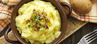 Her er kokkens hemmelige potetmosingrediens