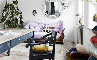 Se hjemmet til Christina Lundsteen