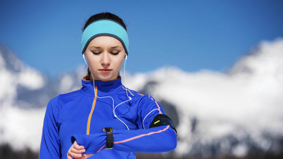 TRENING I FERIEN: Det bør ikke ta pause fra treningen hele ferien. Sjekk hvor ofte ekspertene mener at du bør trene.  Foto: Shutterstock / Halfpoint