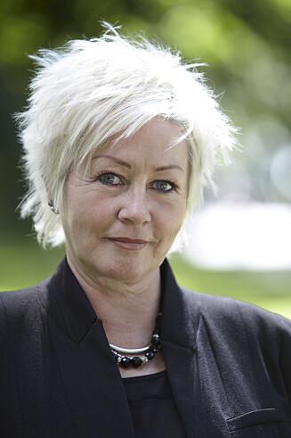 SKAMBELAGT: Lungekreft er en sykdom med mye stigma, ifølge generalsekretær Anne Lise Ryel i Kreftforeningen. Foto: Ann Kristin Engebakken