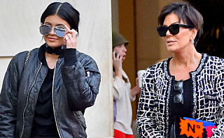 Kardashian/Jenner-klanen fronter norsk merke