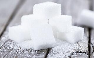 Sukker kan gjøre deg deprimert