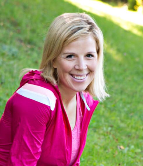 EKSPERTEN: KKs treningsekspert Anne Marte Sneve synes intervalltrening er tidseffektiv trening. Foto: Charlotte Wiig