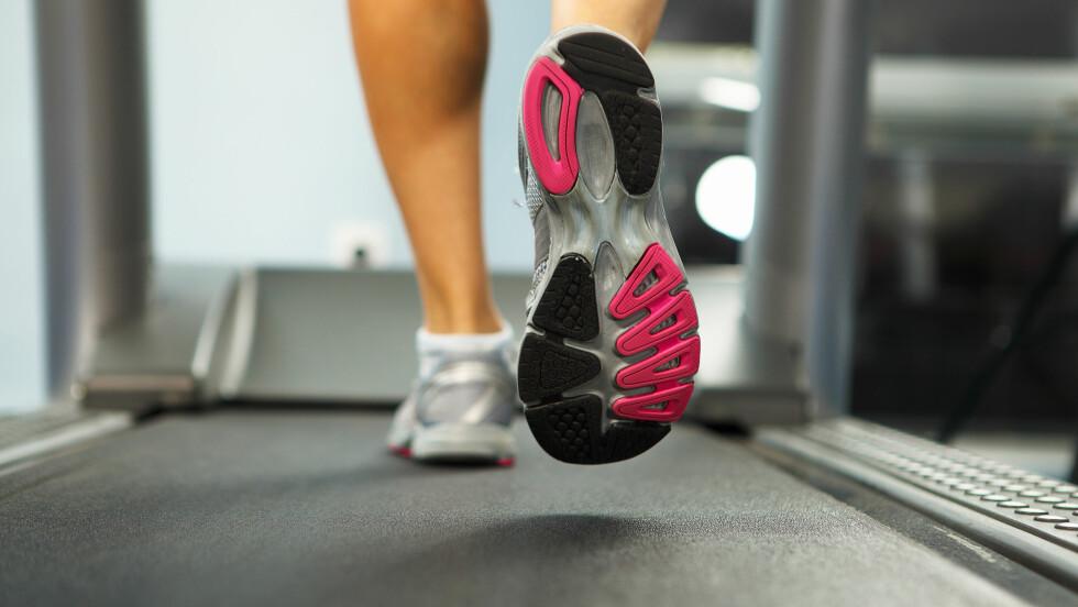 TO GANGER I UKA: Treningsekspert Anne Marte Sneve anbefaler intervalltreninger to ganger i uka. – Høyintensitetstrening sjokker kroppen om du ikke er vant til det, sier treningseksperten.  Foto: Fotolia