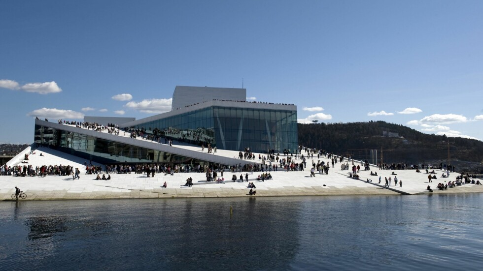 <strong>OSLO RUNWAY HOLDES I DEN NORSKE OPERA:</strong> I år flytter arrangørene visningene fra Kulturkirken Jakob til Den Norske Opera & Ballett. I tillegg vil det hele strekke seg over to dager.  Foto: Erik Berg / Operaen.no