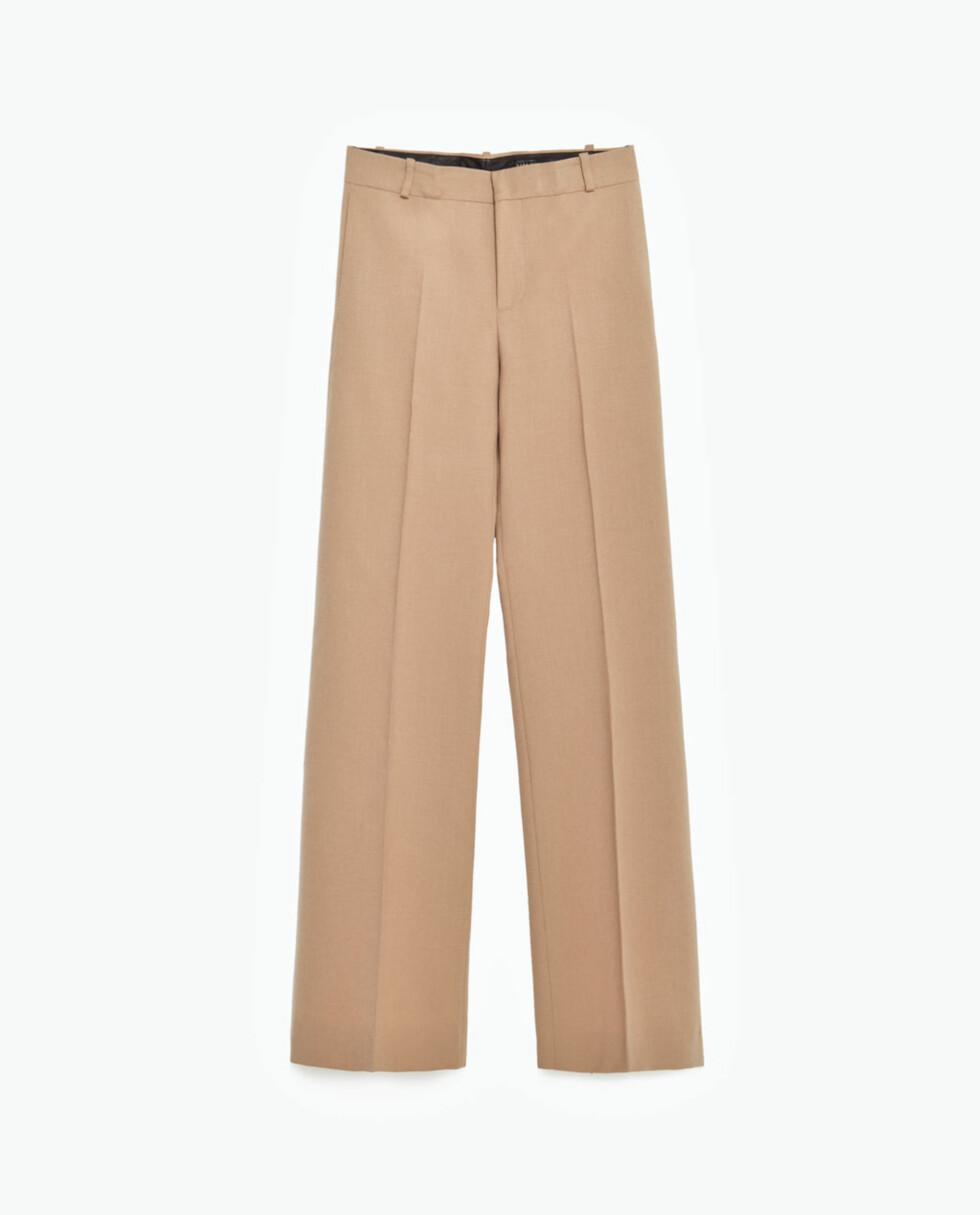Bukse fra Zara, kr 559. Foto: Produsenten