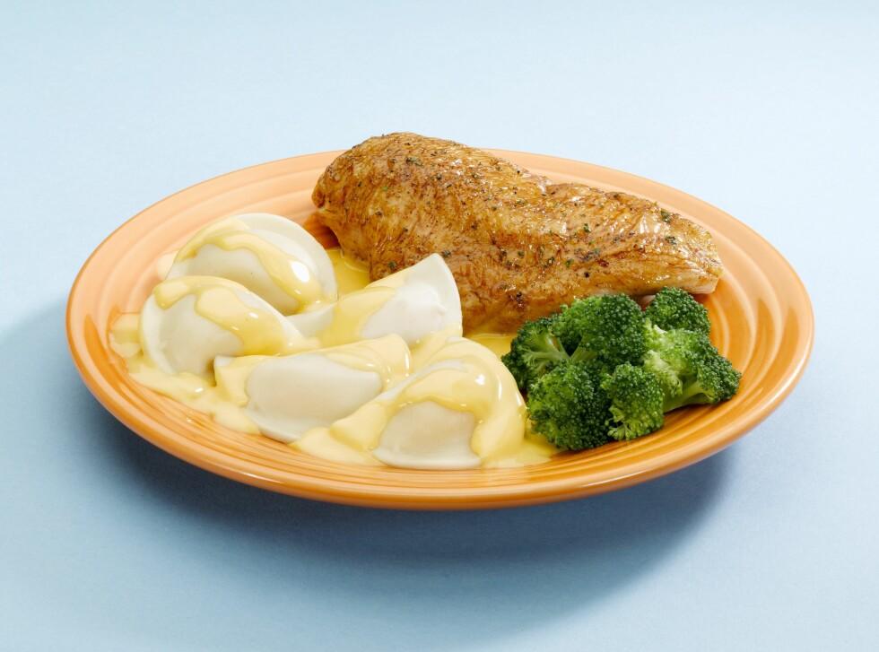 SØTSUG? Kylling og brokkoli kan bidra til å dempe det. Foto: All Over Press