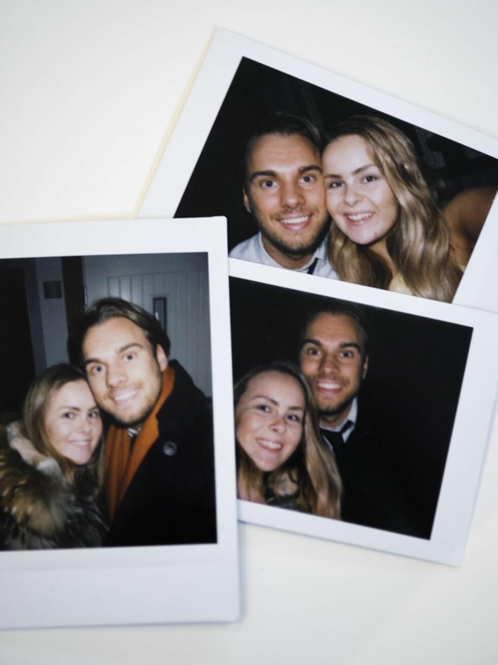 <strong>GOD Å HA:</strong> Kjæresten Michael er klippen i livet til Henriette. – Han betyr alt for meg. Vi støtter hverandre 200 prosent, sier hun. Foto: Anders Bergersen