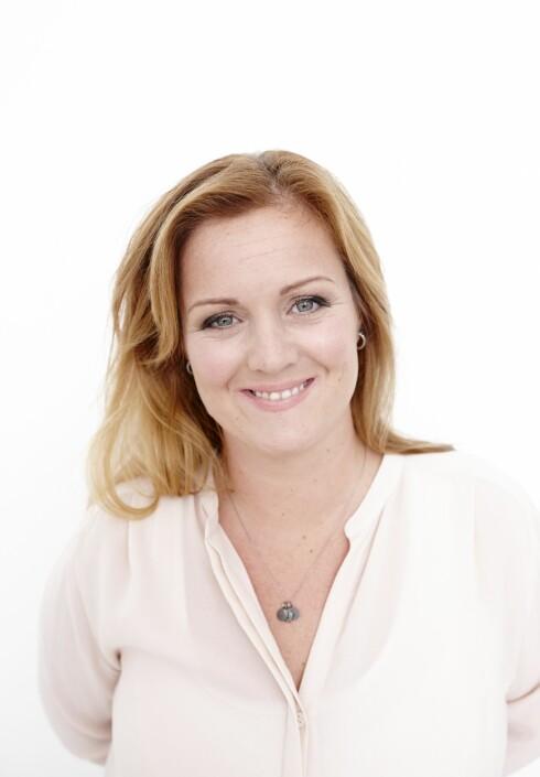 FAST KK-SPALTIST: Siri Kristiansen er komiker og programleder i Lørdagsrådet på P3. Hun skriver også fast for KK, og i ukens nummer forteller hun om sin flukt fra følelser.   Foto: All Over Press