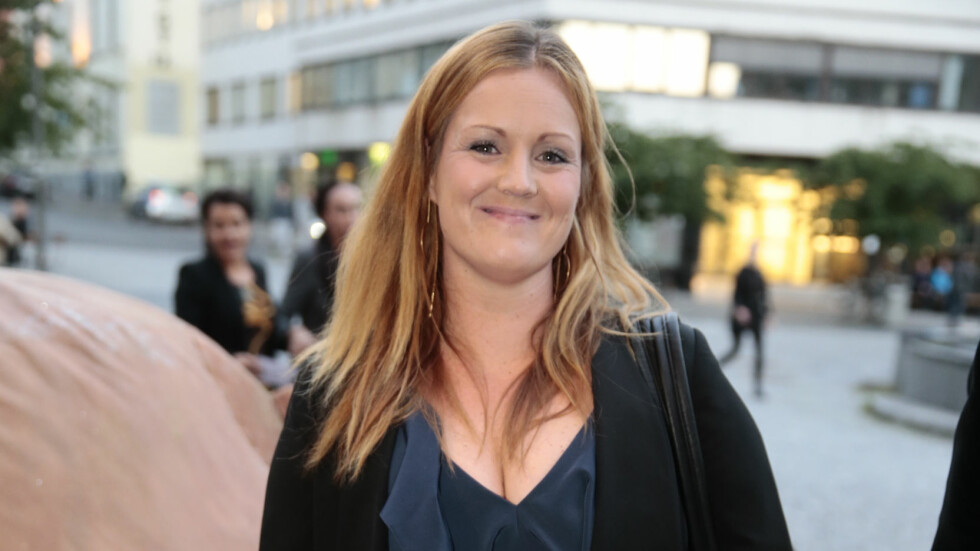 HOS PSYKOLOG: Siri Kristiansen har tatt personlighetstest, vært hos coach og hos psykolog, og vet hvorfor hun kan bli så sint på familien.  Foto: Frode Hansen/VG/Scanpix