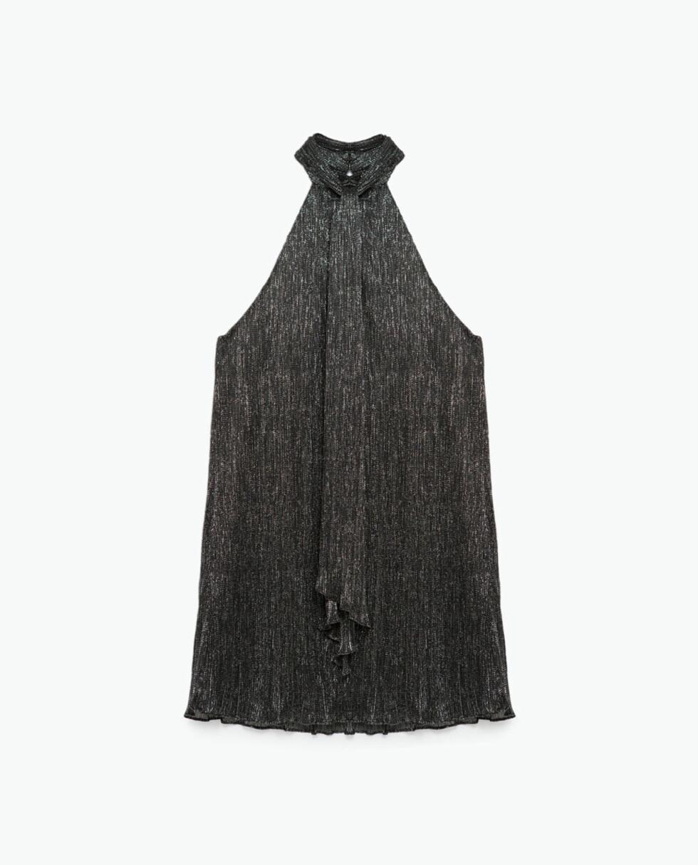 Kjole fra Zara, kr 399. Foto: Produsenten