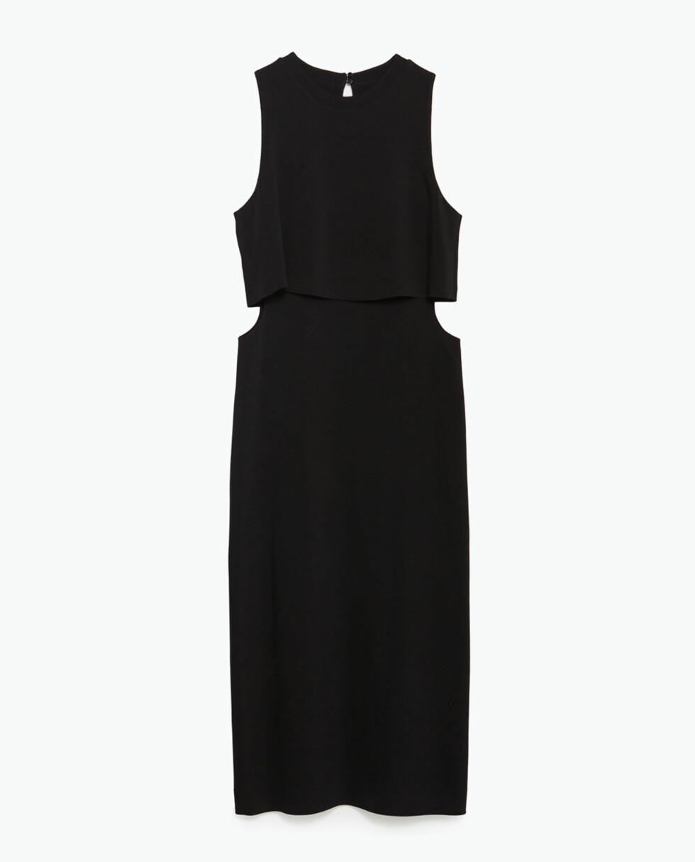 Kjole fra Zara, kr 699. Foto: Produsenten