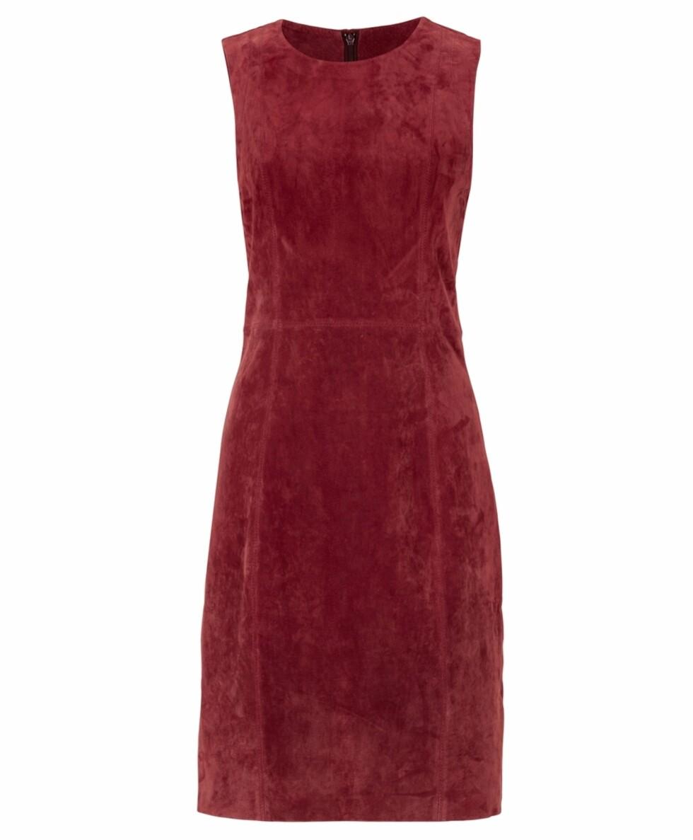 Kjole fra Gina Tricot, kr 999. Foto: Produsenten