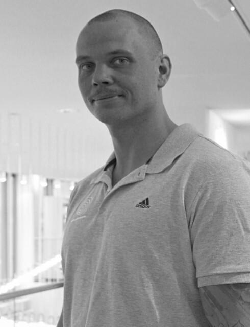 <strong>TRENINGSEKSPERT:</strong> Øystein Jensen er fysioterapeut og personlig trener på Artesia Trening, og gründer av treningssiden TrenHardt.com. Foto: KK