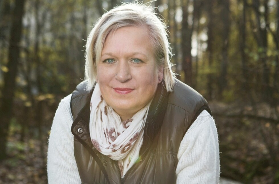 <strong>PLAGET AV KREFT-ETTERVIRKNINGER:</strong> - Å komme tidlig i overgangsalderen var nesten verre enn selve kreftdiagnosen, sier Siw Kristin Gundersen Haugseth (44). Foto: Ellen Johanne Jarli