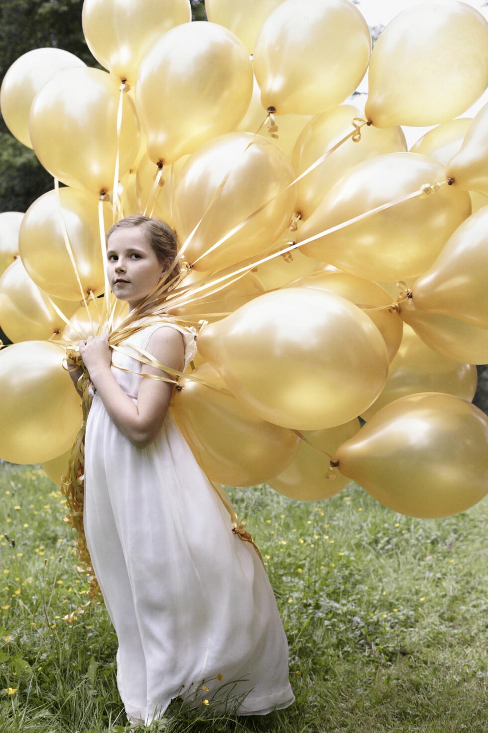 FRA PRINSESSE TIL DRONNING: Prinsesse Ingrid Alexandra (11) er nummer to i arverekken til den norske tronen, etter sin far kronprins Haakon (42). Dette bildet er tatt i 2013. Foto: Det kongelige hoff ved Sølve Sundsbø