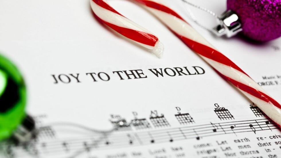 JULESANGER: Det er noen sanger som bare gir oss den ultimate julestemningen. Vi har samlet sammen sju av dem og nederst i saken kan du stemme på den du mener er best! Foto: Shutterstock / Derek Hatfield