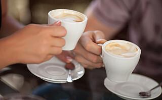 Det beste tidspunktet å nyte kaffekoppen på
