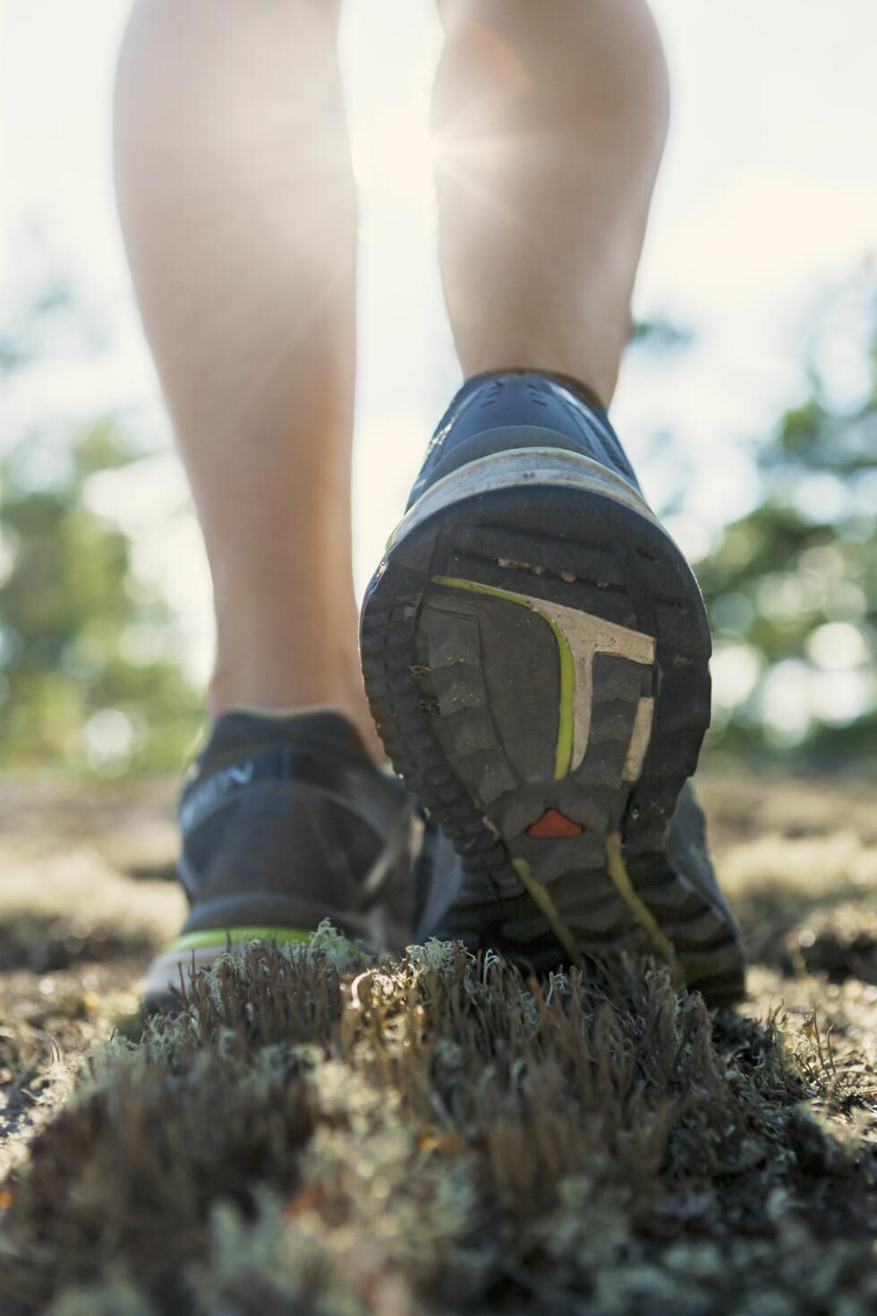 HOLD DEG AKTIV: Aktivitet er bra for helsen, men ikke nok for å senke kolesterolet. Kostholdsendringer må til om kolesterolet ditt er for høyt, og for noen er det aktuelt med medisiner.  Foto: Scanpix