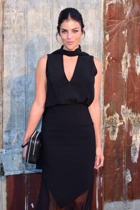 JULIA RESTOIN ROITFELD: Datteren av den tidligere redaktøren av Vogue Paris, Carine Roitfeld, fronter den nye Conscious-kolleksjonen til H&M. Foto: SipaUSA
