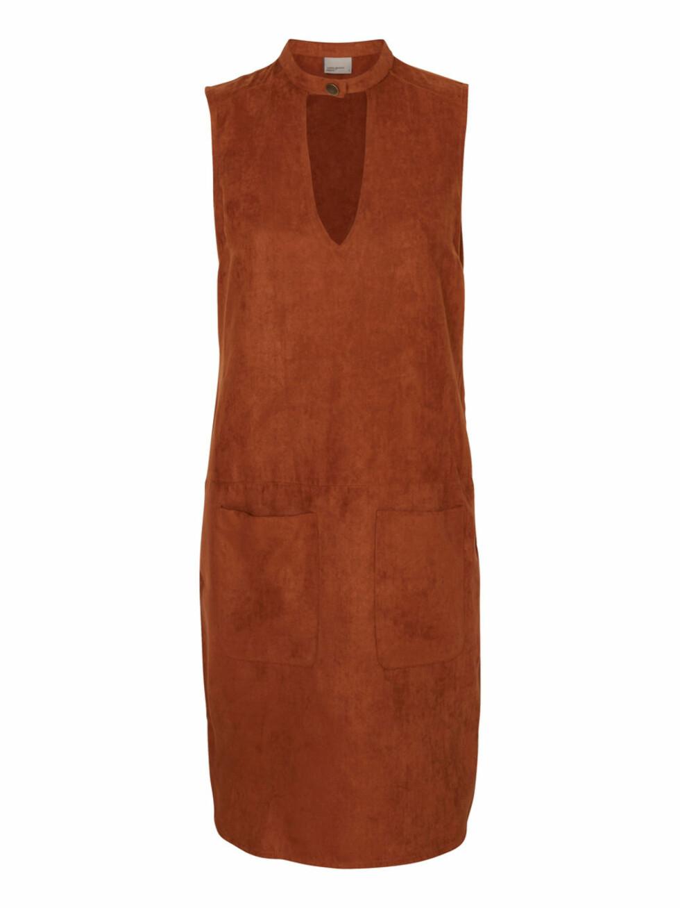Kjole fra Veromoda, kr 330. Foto: Produsenten