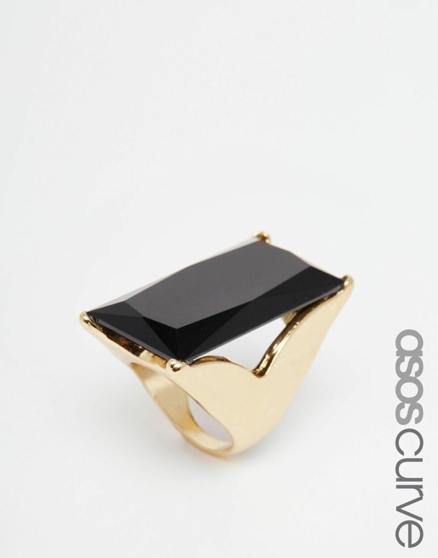 Ring fra Asos.com, kr 131. Foto: Produsenten