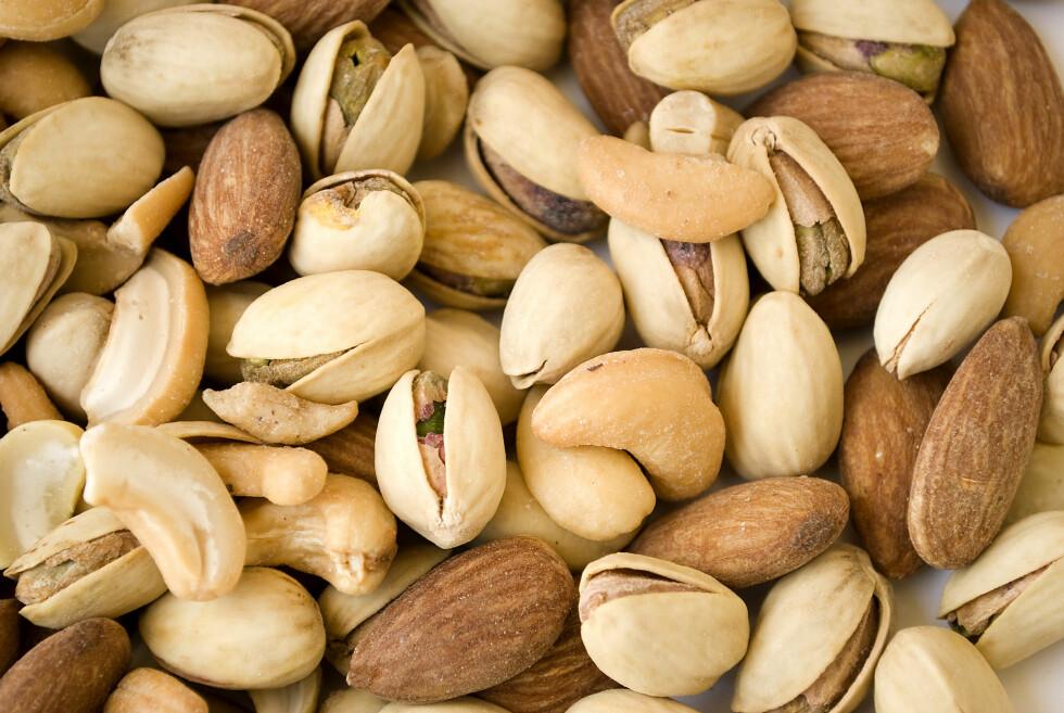 <strong>SUNT OG PROTEINRIKT:</strong> Ha nøtter i smoothien, eller bruk det som fortykning i supper og sauser.  Foto: Scanpix