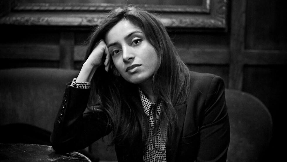 FILMSKAPER: Deeyah Khan flyktet fra Oslo til London som tenåring. Først da hun bestemte seg for å konfrontere sine fiender, ble hun fri.  Foto: Geir Dokken