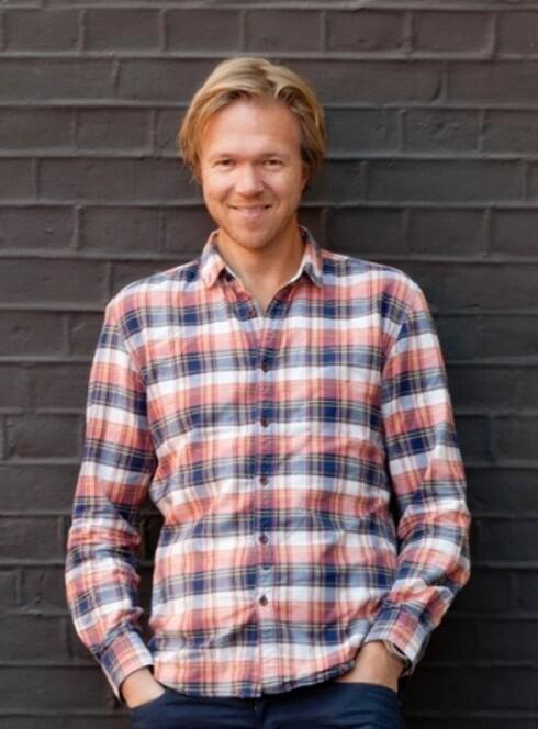 EKSPERTEN: Ole André Sivertsen har skrevet boken «Fylla - fra vors til bakrus». Foto: Jannecke Sanne Normann