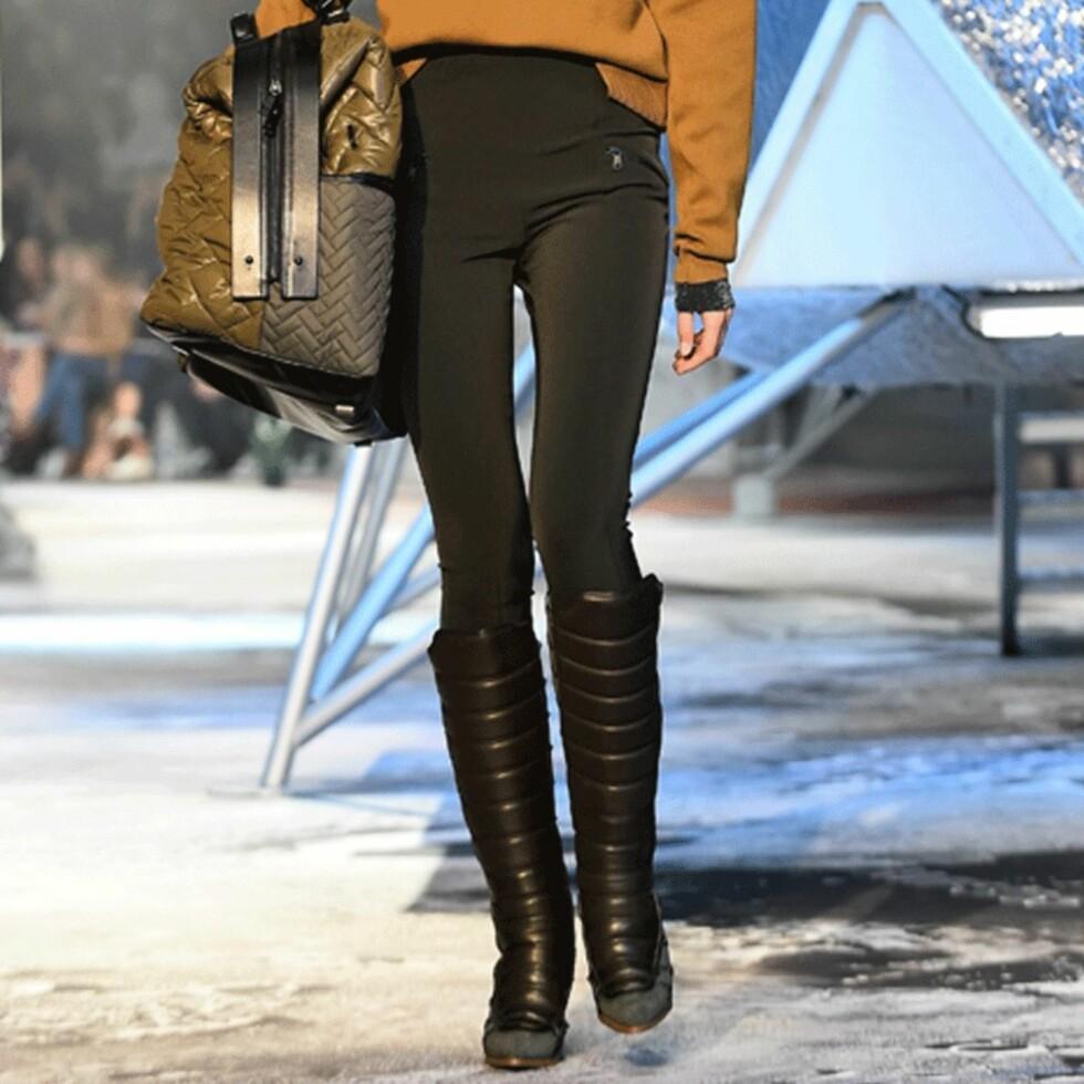 VINTERSKO: Disse skoene er en vinterfavoritt! Foto: Scanpix