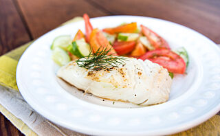 Gravid: Dette bør du spise