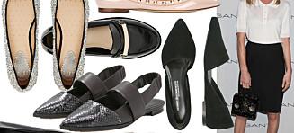 Skoene som redder julebordet