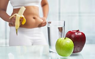 Har du spørsmål om mat og vekt?
