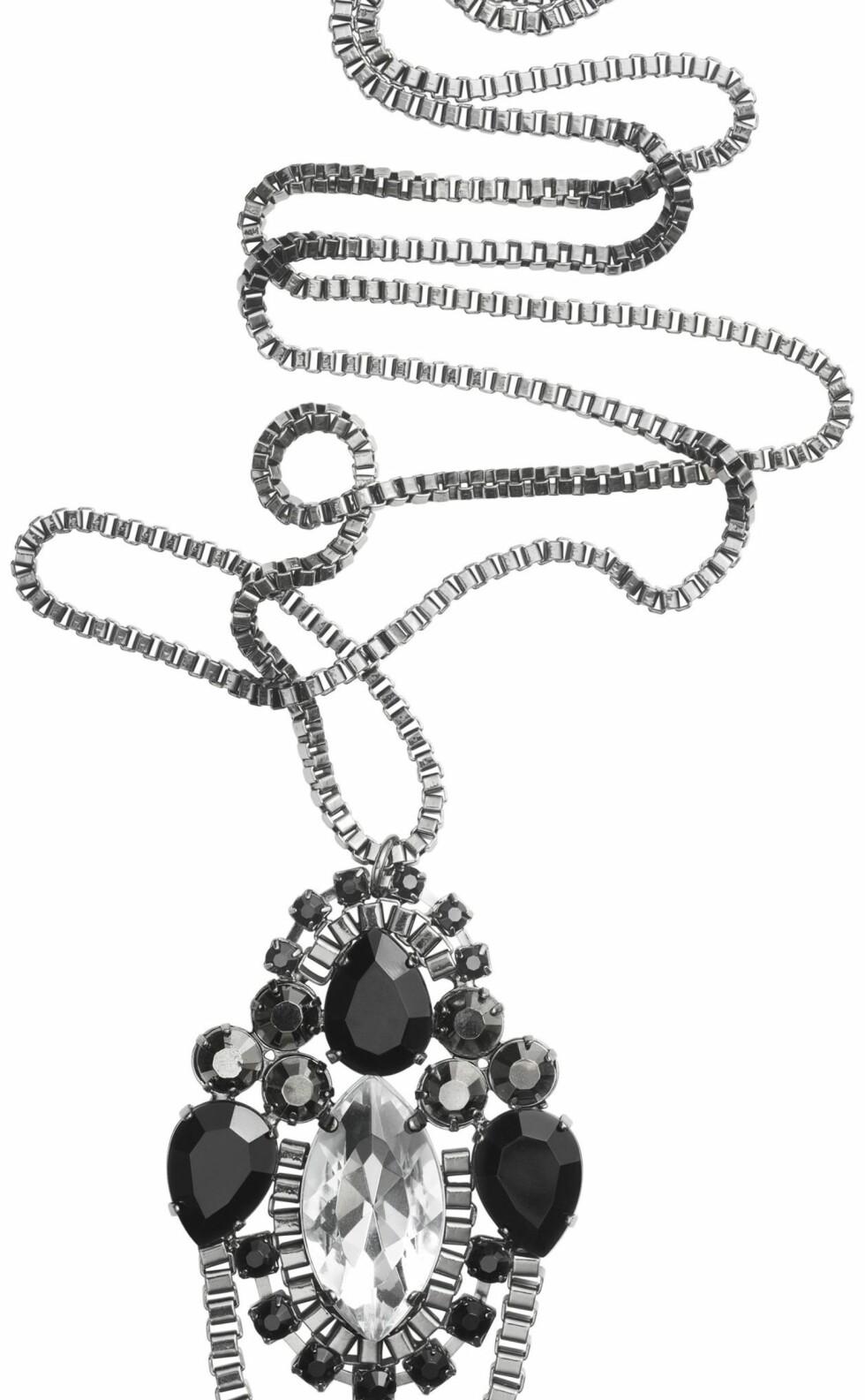 Smykke (kr 100, H&M). Foto: Produsenten