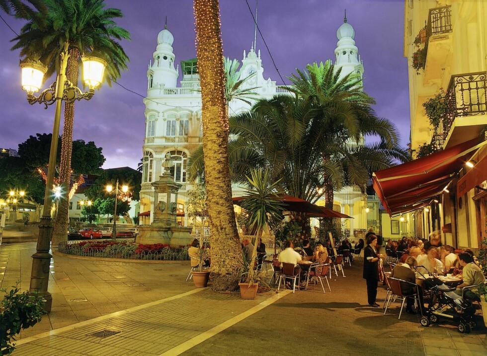 IDYLLISK STORBY: Las Palmas er Gran Canarias hovedstad, et supert alternativ til den som er ute etter en mer autentisk spansk opplevelse. Foto: Star Tour