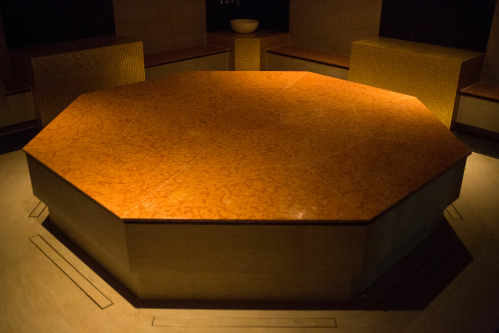 DEKOR: Spaet er full av detaljer som man blir inspirert av å se på! Foto: The Well