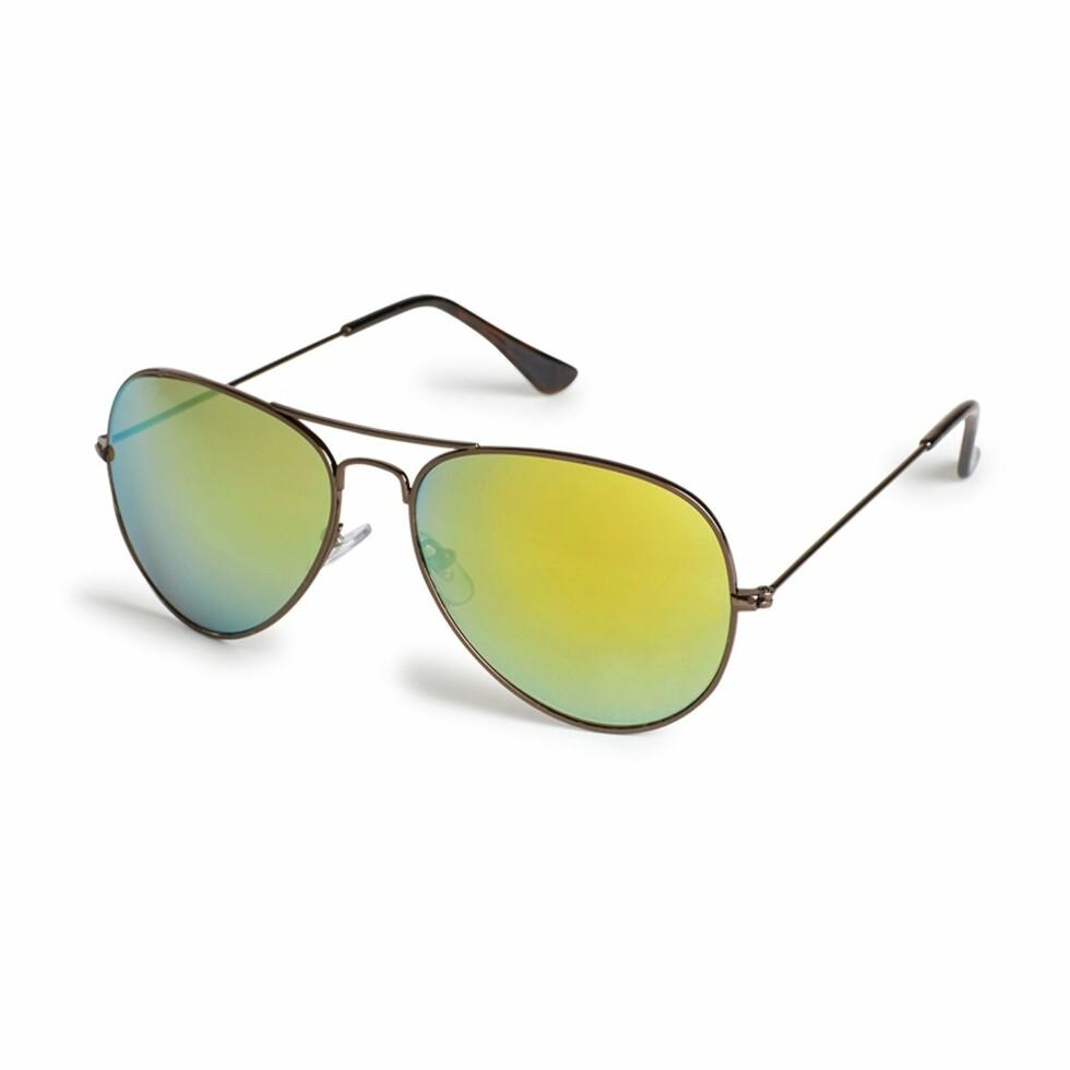 Solbriller fra Lindex, kr 79,50. Foto: Produsenten