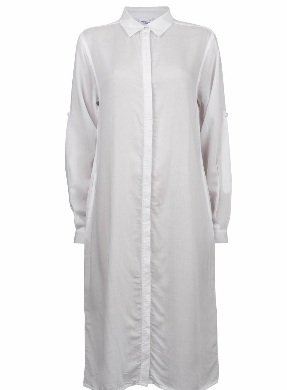 Lang skjorte (kr 500, Cubus).