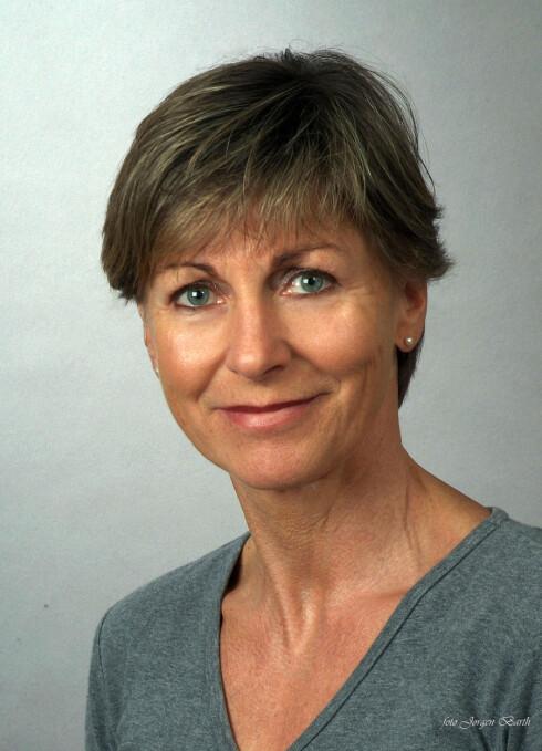 EKSPERT: Anne Tandberg er overlege ved Kvinneklinikken på Haukeland og har undersøkt forekomst og utfall av tvilling- og trillingssvangerskap i Norge i sin doktoravhandling. Foto: Jørgen Barth