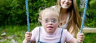 - Jeg vil vise at det å ha en søster med Downs syndrom ikke er noe rart