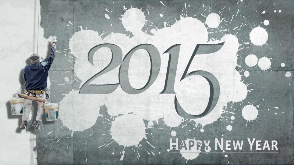 TROSS ALT: Året kan nok komme til å by på noen gleder, også! Foto: All Over Press/Fotolia