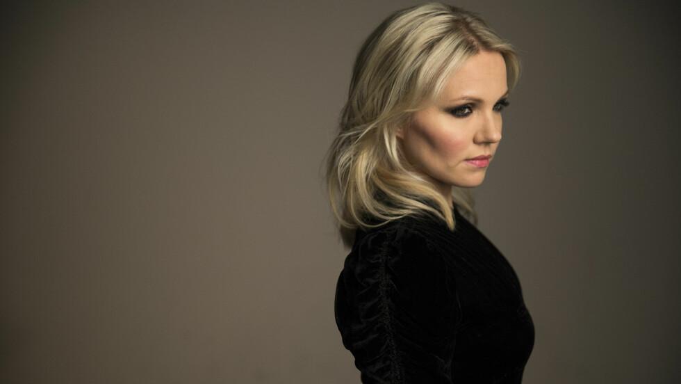 ÅRETS FORBILDE: Lene Marlin (34) er i KK kåret til årets forbilde i 2014  Foto: Sara Johannesen / All Over Press