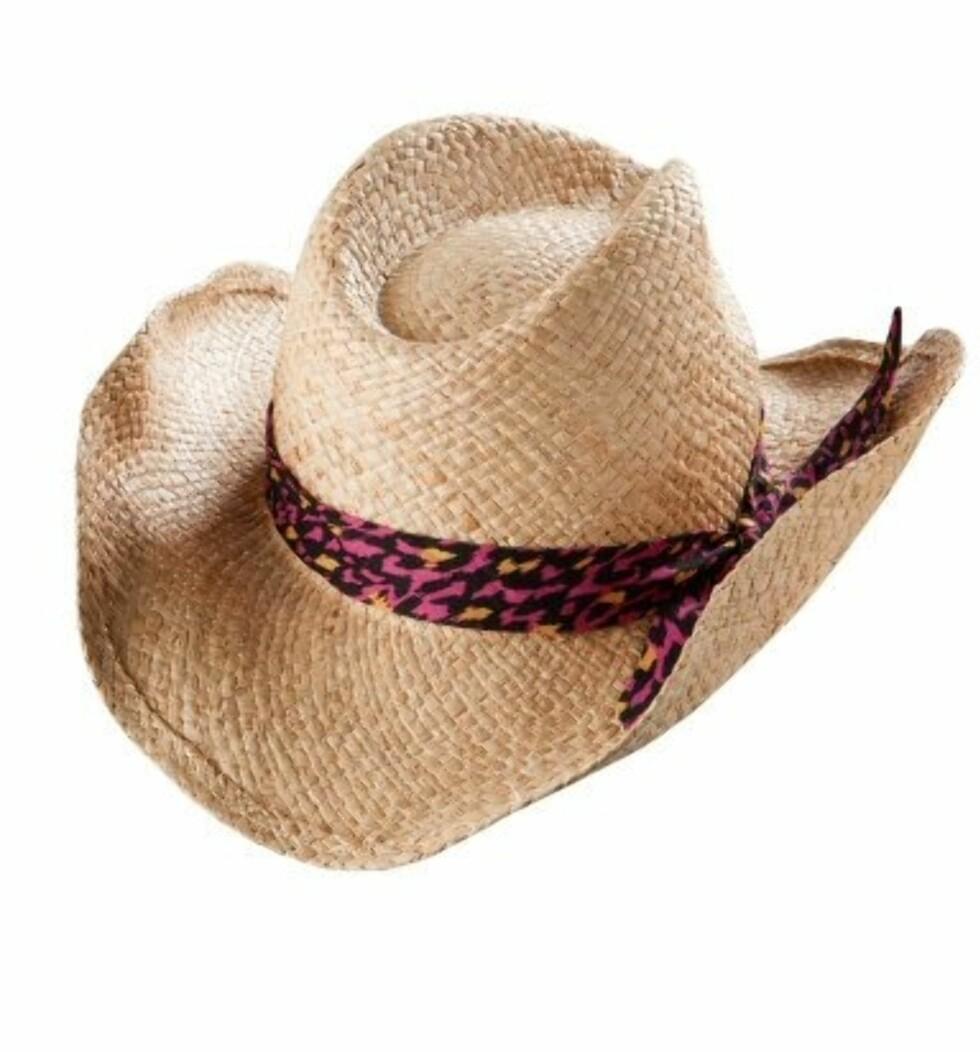Her er en annen cowboyversjon til 99 kroner. Foto: H&M