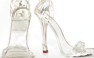 Stiletthæler til over 700.000 kroner